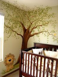 Jungle Nursery Wall Decor 30 Fantastic Wall Tree Decorating Ideas That Will Inspire You
