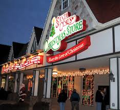 christmas stores santa claus christmas store the of christmas