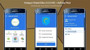 vpn apk hotspot shield vpn 4 0 5 elite apk mod adfree md android