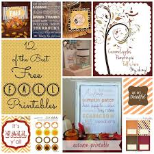 Spirit Of Halloween Printable Coupon by 12 Of The Best Free Fall Printables Elle Olive U0026 Co