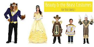 costumes for beauty and the beast costumes for adults and kids