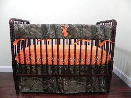 Camouflage Bedding For Cribs Camo Baby Bedding Set Trent Boy Baby Bedding Crib Rail