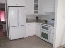 Kitchen Cabinets White Shaker Kitchen Pretty Off White Shaker Cabinets Shaker Door Full