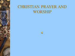 christian prayer by ann burton teaching resources tes
