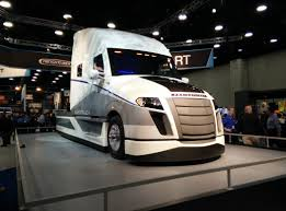 2015 volvo tractor trailer hyper fuel efficient concept tractor trailer in development by