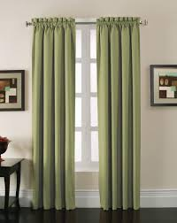 stockton sage blackout panel cover your windows with style at kmart