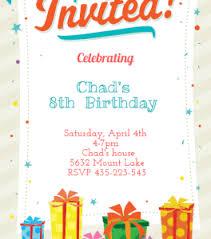 birthday invitation kid birthday invitations kid birthday invitations with birthday