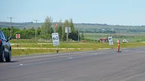 Resume The Work Report Improper Work Zones On Saskatchewan Highways News And