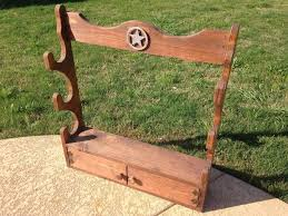 Make Your Own Gun Cabinet Wooden Gun Rack 15 Steps With Pictures