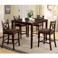 Bar Height Dining Room Sets High Dining Table Sets