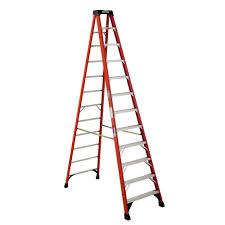 home depot ladders black friday werner 12 ft fiberglass step ladder with 300 lb load capacity