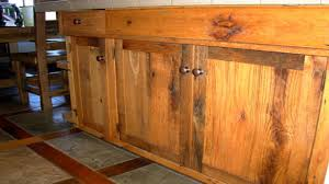 recycled kitchen cabinets barn wood kitchen cabinet door