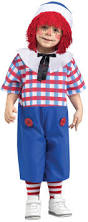 raggedy ann u0026 andy andy toddler costume buycostumes com