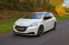peugeot 208 hybrid fe 2014 review auto express