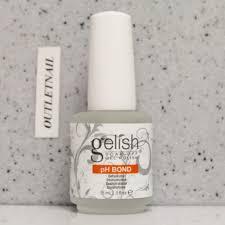 gelish harmony ph bond dehydrator nail prep soak off gel polish