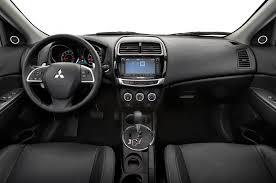 nissan outlander sport car picker mitsubishi outlander sport interior images
