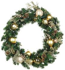 beautiful informal decorating a ribbon wreath craft for christmas