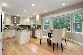 Wood Floors In Kitchen 53 Charming Kitchens With Light Wood Floors