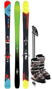 premium ski package rental sports basement