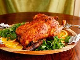 duck in cuisine roast duck with rum vintage recipe
