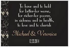 and groom quotes quote boutique wedding vows canvas print with and