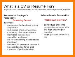 Intrigue Cv And Resume Writing Stunning What Does Cv Stand For In Resume Photos Simple Resume
