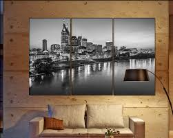 extraordinary 25 nashville wall art decorating inspiration of nashville wall art nashville skyline wall art print prints on canvas skyline of