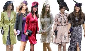 wedding dresses for guests uk when pippa middleton is in the pews there is only one guest that