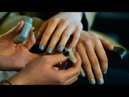 a potentially toxic chemical in nail polish can seep into your