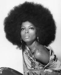 afro hairstyles for black women 1970 diana ross years 70 s
