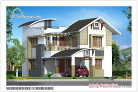 Modern contemporary Elevation 2125 Sq Ft