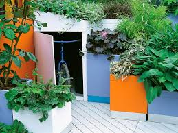 Backyard Storage Solutions Outdoor Storage Solutions For Small Backyards And Gardens Hgtv