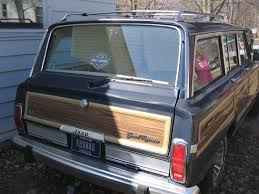 jeep wagoneer 1990 1990 jeep grand wagoneer