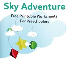 worksheets for preschoolers free download