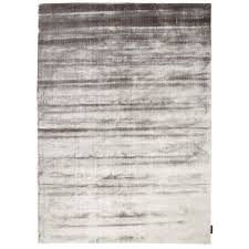 White Modern Rug by Linie Design Lucens Silver Rug Price Lounge Pinterest
