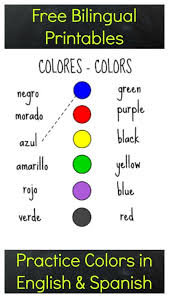 best 25 spanish colors ideas on pinterest learning spanish for