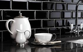 Kitchen Wall Tiles Design by Best Black And White Kitchen Wall Tiles 28 Regarding Interior
