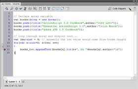 How To Make A Video Resume Script Understanding Actionscript 3 Debugging In Flash Adobe Developer