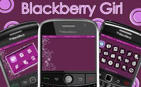 themes mobile black berry free blackberry girl theme from pootermobile berryreview