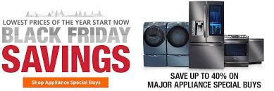 appliances deals black friday best time to buy new appliances the home depot community