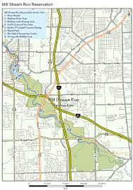 Map Of Medina Ohio by Odnr Coastal Access Rocky River
