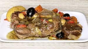 recette de cuisine orientale recette de jarret de veau façon orientale