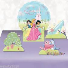 disney princess centerpiece ebay