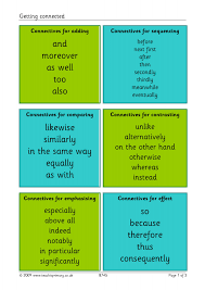 Connectives And Conjunctions Worksheets Eyfs Ks1 Ks2 Complex Sentences Teachit Primary