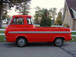 Vintage Ford Econoline Truck For Sale - 1965 ford econoline pick up truck e100 rod classic antique