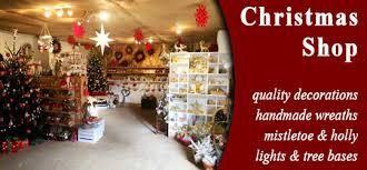 real christmas trees market harborough