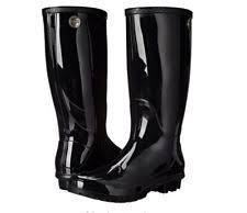 s ugg australia korynne boots ugg australia rainboots casual boots for ebay