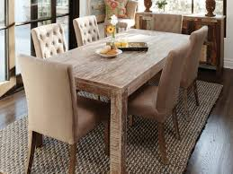 Rug Under Dining Room Table by Kitchen Chairs Dining Room Elegant Dining Room Decoration Using