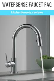 watersense kitchen faucet watersense faucet faq what it means and why buy certified fixtures