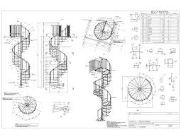 advanced detailing corp steel stairs shop drawings